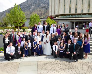 Tucker retouched wedding photos