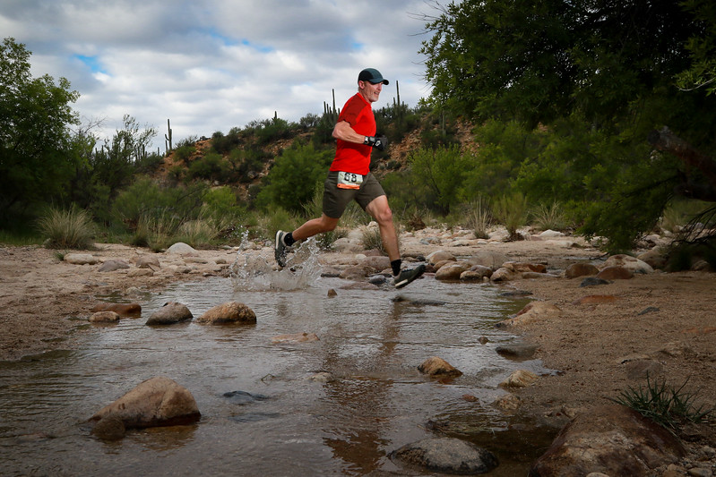 2017 Catalina State Park Trail Race