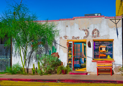 'Fanny's,' Historic Downtown Tucson, AZ, 2018.