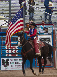 Tucson Rodeo 29 Feb 2011 Aint No Leftists in Rodeo