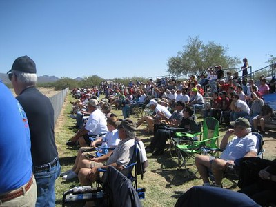 TUCSON SHOOTOUT SPECTATORS