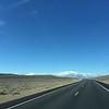 Heading toward Mt. Grant and Hawthorne, NV