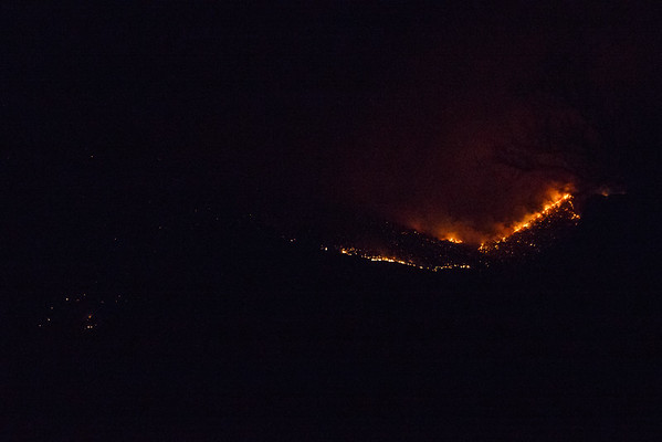 2015 Finger Rock Fire