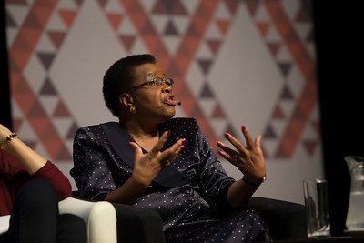 21st International AIDS Conference (AIDS 2016), Durban, South Africa. What a Girl Wants: Sexual and Reproductive Health and Rights, Treatment Access and Gender Equality (TUSS01) Graça Machel, Graça Machel Trust, Mozambique, 19 July, 2016. Photo©International AIDS Society/Rogan Ward