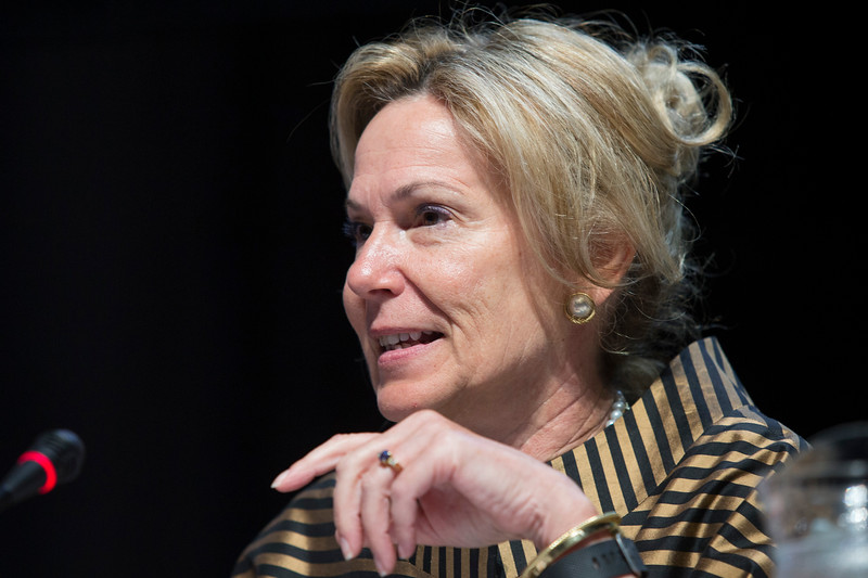 21st International AIDS Conference (AIDS 2016), Durban, South Africa. Turning the Tide for Adolescent Girls and Young Women: How Realizing Gender Equality and Securing Women's Human Rights are Essential for Reaching the End of AIDS (TUSY0603) Deborah Birx, The U.S. President's Emergency Plan for AIDS Relief (PEPFAR), United States speaks, 19 July, 2016. Photo©International AIDS Society/Rogan Ward