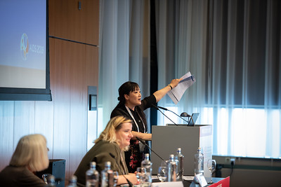22nd International AIDS Conference (AIDS 2018) Amsterdam, Netherlands.   Copyright: Steve Forrest/Workers' Photos/ IAS  Photo shows: JIAS Workshop.