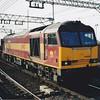 60003 'Freight Transport Association' Stratford 5th February 2000