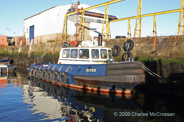 Clyde Marine Services Vessels