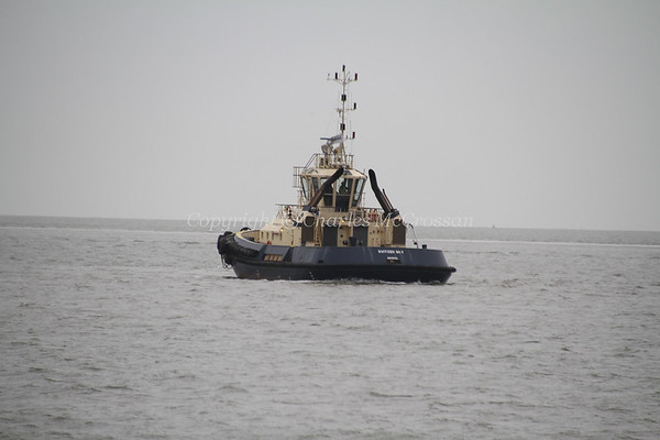 Tugs and Work Boats around Harwich Haven