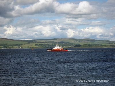 Tugs and Workboats - River Clyde