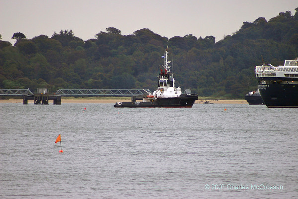 Tugs and Workboats - River Forth