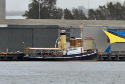 Tugs and Workboats - Melbourne 2007
