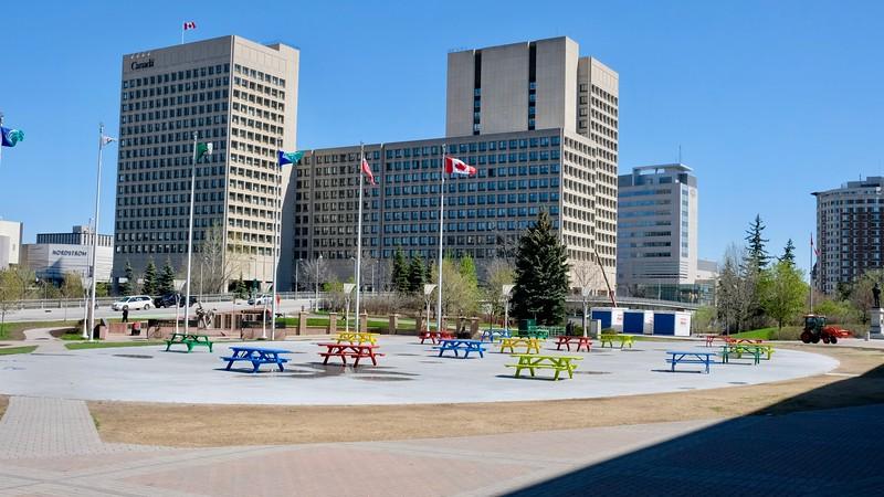 Ottawa Voyageurs' Tulip Festival Walk - Day 2 - 6 km