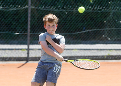 Tullamore Tennis Club's Open Blitz 2018.  Pictures from the U10s - Sat 30th June 2018 Pictures Niall O'Mara