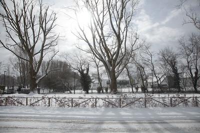 Snow in Tullamore, Offaly - 28.02.18 niallomara@me.com