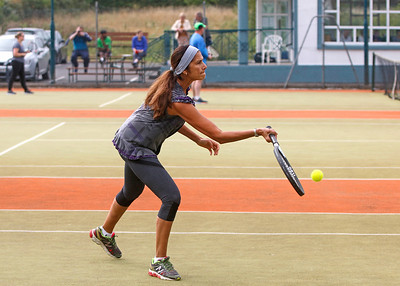 Action from the Anne Coughlan Memorial Cup at Tullamore Tennis Club  -  Sunday 02nd September 2018