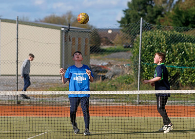 Football Tennis for Offaly Hospice