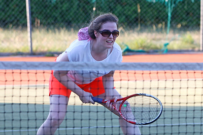 Tullamore Tennis Club Mixed Doubles match  02nd July 2018 Pictures Niall O'Mara