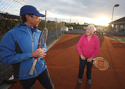 New coaching sessions at Tullamore Tennis Club with coach Bryan Stewart  04th September 2018