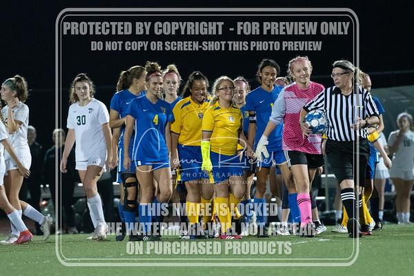 THS Girls Soccer v Twin Valley