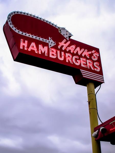 Hank's Hamburgers
