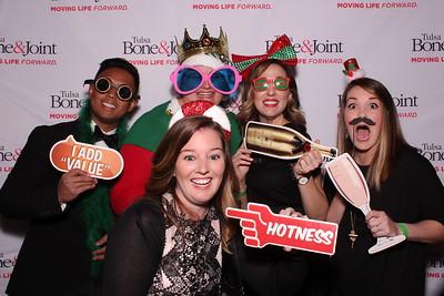 Tulsa Bone & Joint Holiday Party 2017 pics