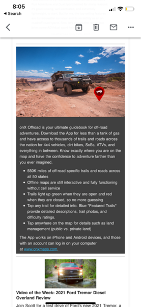 Expedition Portal Newsletter