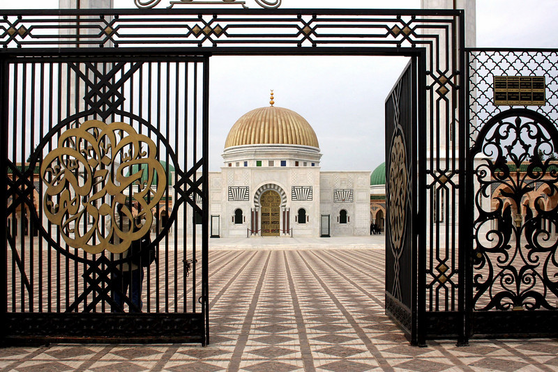 295 Mausoleum of Habib Bourguiba, Monastir