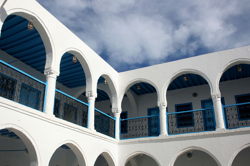706 Djerba Synagogue