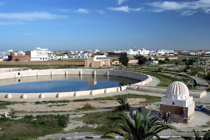 Aghlabid Basins, Kairouan