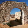 Roman fortress at Ksar Ghilane, Tunisia