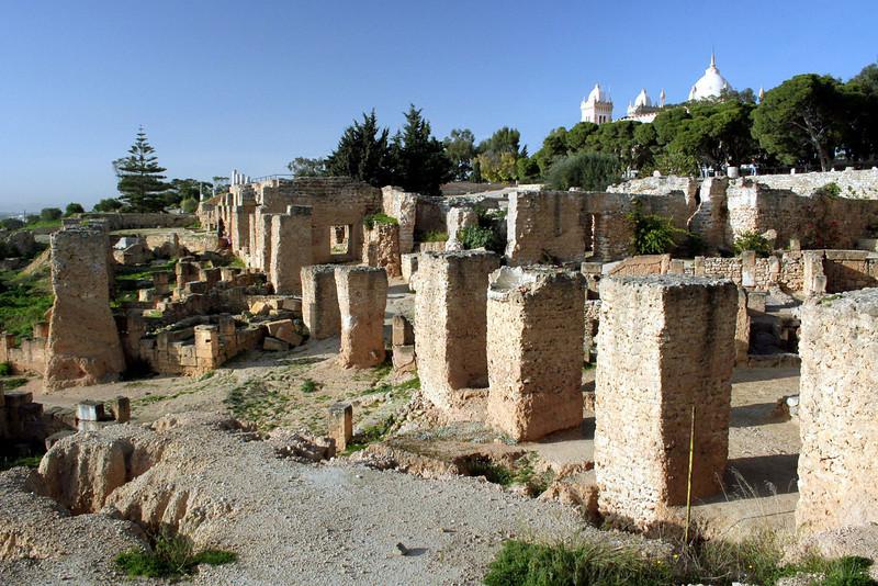 063 Byrsa Hill, Carthage