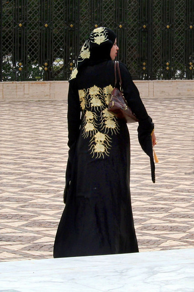 A most beautiful Abaya! Monastir