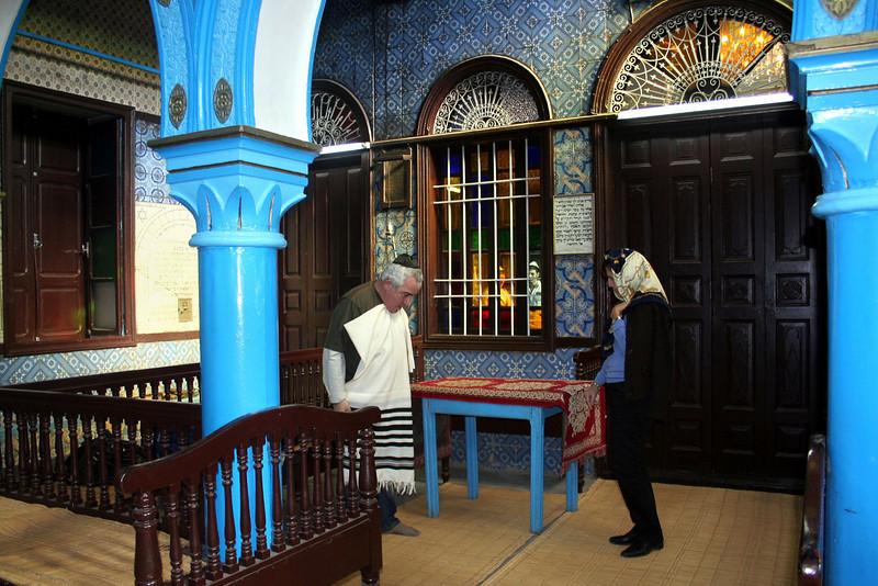 698 Djerba Synagogue