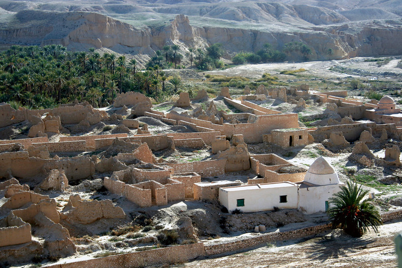 400 Tamerza, Tunisia