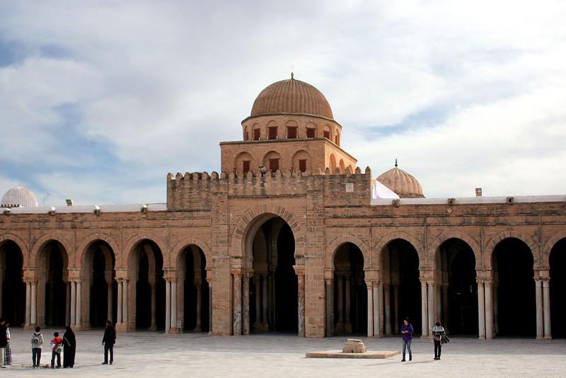 235 Great Mosque, Kairouan