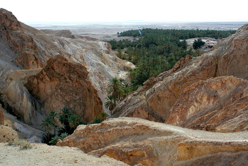 386 Chebika, Tunisia
