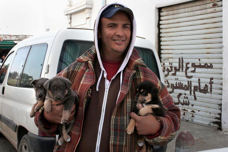 Pet Market, Tunis