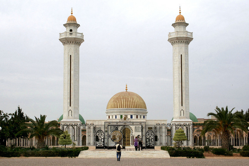 Mausoleum of Habib Bourguiba, Monastir