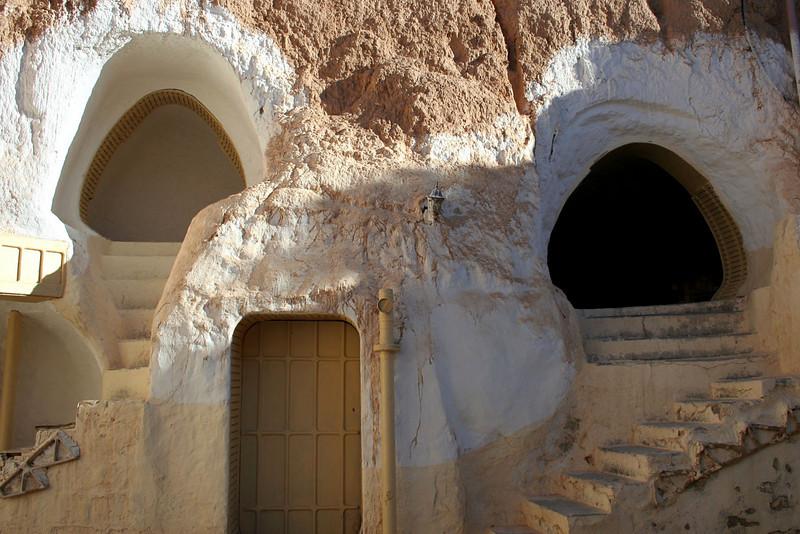Star Wars Hotel-Matmata, Tunisia