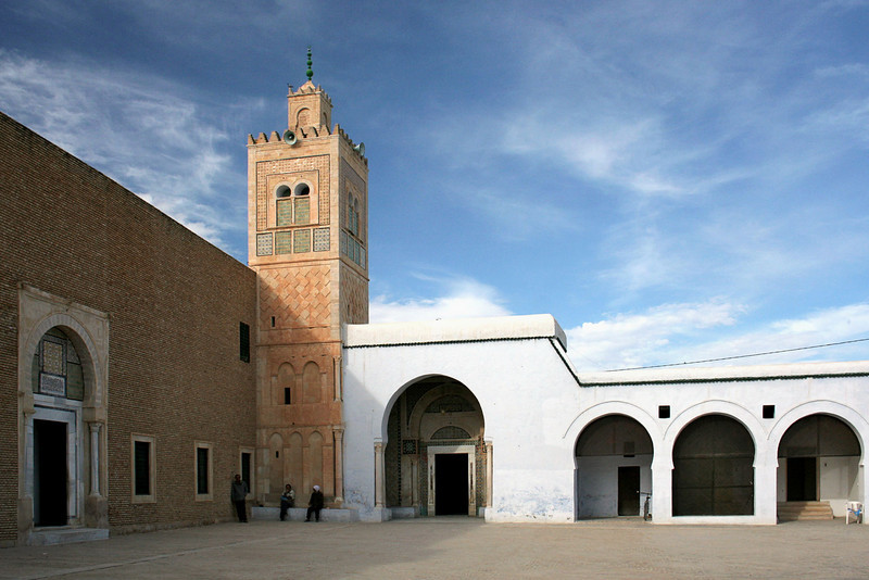 Mosque of the Barber, Kairouan