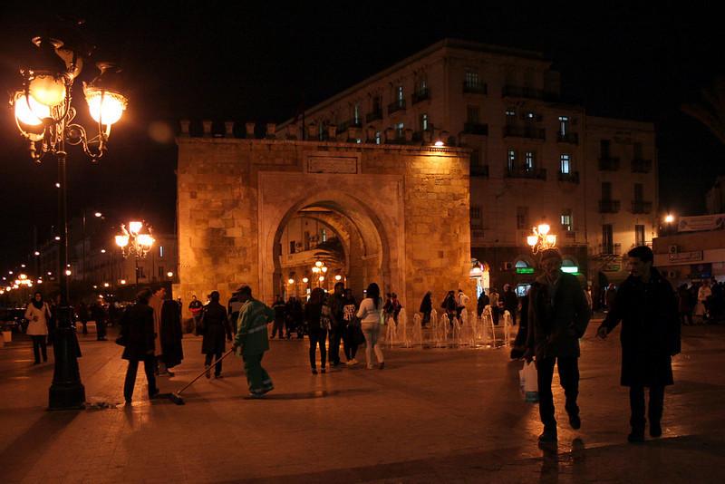 Bab El Bahr, Tunis