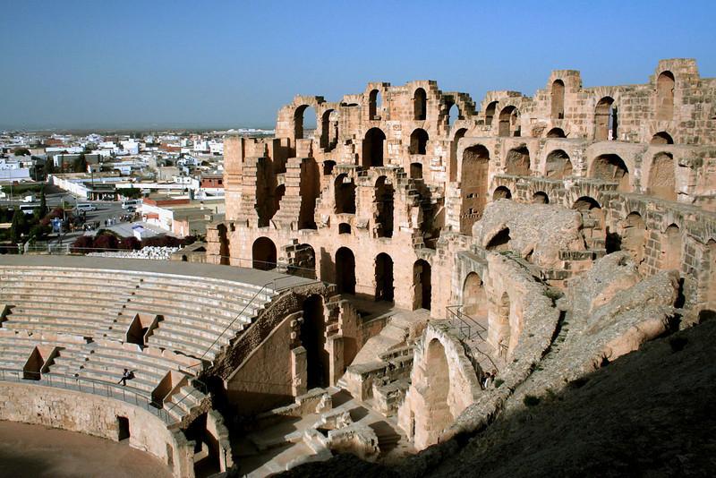 315 El-Jem Colosseum, Tunisia