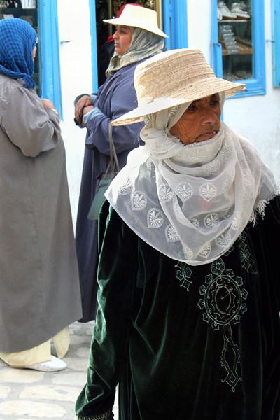 Sneaking a photo in Djerba