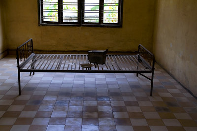 Tuol Sleng Museum - Cambodia