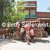 Alighting from a Stagecoach, Columbia