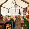 Luxurious Gold Miner's Tent, Columbia