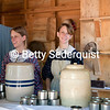 Girls Serve Refreshing Drinks, Columbia