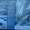 Lake Tenaya is the largest lake in Yosemite National Park.