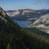 Tenaya Lake viewed from above Lower Cathedral Lake with Sony 70mmf/4.0
